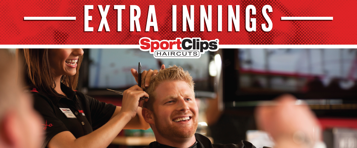 The Sport Clips Haircuts of Tucson - Arizona Pavilion  Extra Innings Offerings